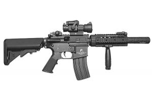 G&P M4 Special Operation AEG (Noir)