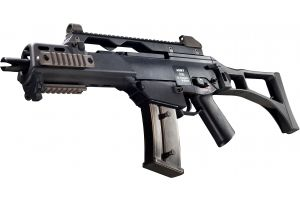 Army Armament AR366C GBBR (BK)