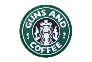Patch Guns And Coffee