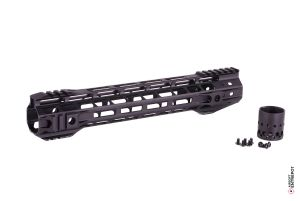 "G&P Rail 12.5"" M-Lok (BLACK)"