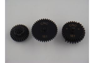 CNC Production Set de Gears 18:1 (Standard Torque)