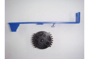 CNC Production Dual Sector Gear (DSG)