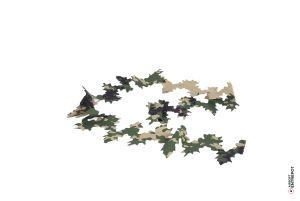Giena Tactics Guirlande Camouflage (Flek-D)