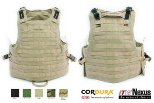 Guarder Tactical Body Armor Khaki - M