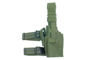 Guarder Holster Cuisse Tactical Gaucher (OD)