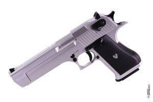 HFC Deagle GBB (Silver)