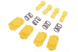 Hexmag Pack HexID Hazard Yellow