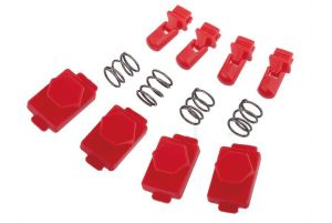 Hexmag Pack HexID Lava Red