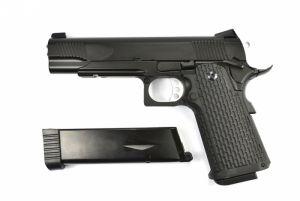 KJW Hi-Capa 5.1 GBB (KP0506 / Dual / Noir)