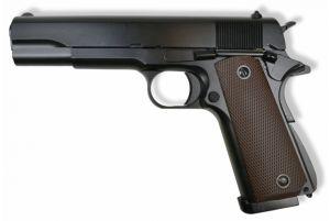 KJW M1911 MEU GBB (CO2 / Noir)