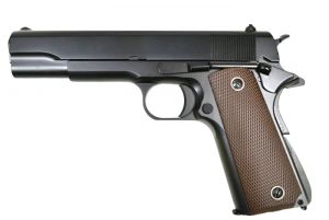 KJW M1911 GBB (CO2 / Noir)