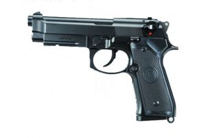 KJW M9A1 GBB (Noir)