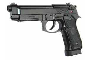 KJW M9A1 GBB (CO2 / Noir)