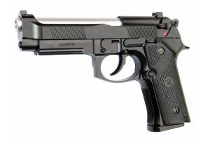 KJW M9 Elite IA GBB (Noir)