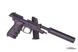 KJW M9A1 Special GBB (Noir)
