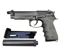 KJW M9A1 Special (Dual / Noir)
