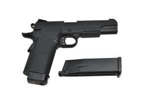 KJW Hi-Capa 5.1 GBB (KP11 / Dual / Noir)