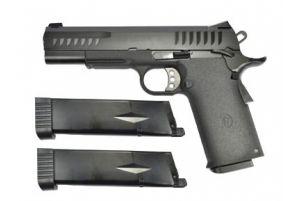 KJW Hi-Capa 5.1 GBB (KP08 / Dual / Noir)