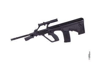 Army Armament Steyr Aug A1 Ver.1 AEG (KU902 / Noir)