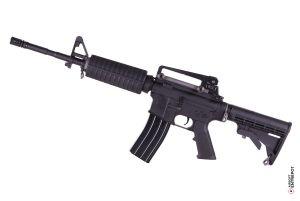 """Lonex M4A1 14,5"""" QSCG AEG (Noir)"""