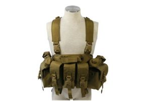 TMC Chest Rig LBT0292D (Khaki)