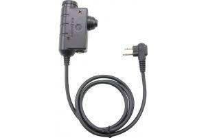 Earmor PTT M51 pour Motorola 2 Pin