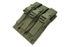 Condor Porte Chargeur MP5 Triple - OD