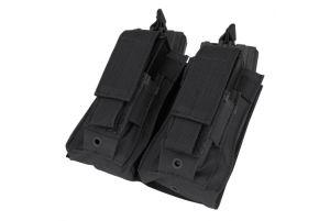 Condor Porte Chargeur M4 / Pistolet Kangaroo Double - Noir