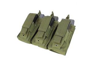 Condor Porte Chargeur M4 / Pistolet Kangaroo Triple - OD