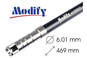 Modify Canon Hybrid Précision 6.01mm 469mm