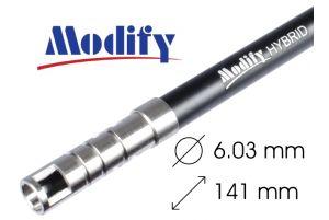 Modify Canon Hybrid Précision 6.03mm 141mm
