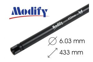 Modify Canon Hybrid Précision 6.03mm 433mm VSR10