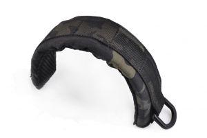 Earmor Headband pour M31/M32 - Multicam Black