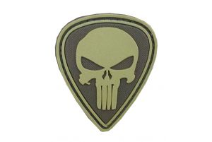Patch Punisher Tan