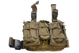 Pro-Arms Porte Chargeurs Modulaire de Cuisse (OD)