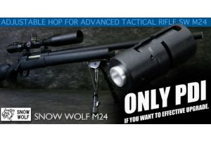 PDI Chambre Hop-Up M24 Snow Wolf