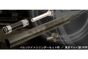 PDI Kit Cylindre Palsonite L96 TM (Hard)
