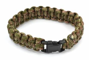 Pentagon Bracelet Tactique en Paracorde 330 Greek Lizard