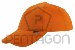 Pentagon Casquette Type Baseball Orange