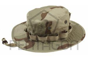 Pentagon Jungle Hat Rip-Stop DCU