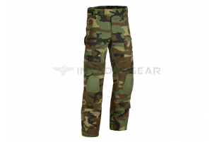 Invader Gear Combat Pants Predator Woodland
