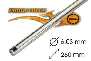 Prometheus Canon 6.03mm (260mm)