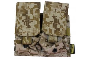Flyye Double M14 Mag Pouch (AOR1)