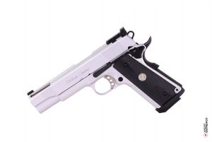 Army Armament 1911 MEU GBB (R30 / Silver)