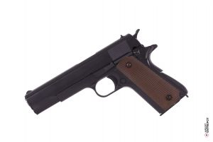 Army Armament 1911 GBB (R31-C / Dark Brown)