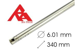 Ra-Tech Canon De Précision GBBR WE 6,01mm x 340mm
