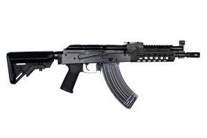 E&L AK710 SBR Platinum AEG (Gen2 / Noir)