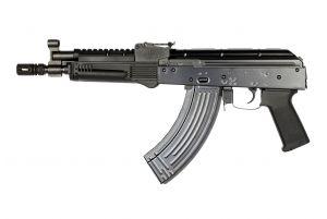 E&L AK710 Custom Pistol Platinum AEG (Gen2 / Noir)