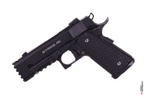 Marui 1911 Strike Warrior GBB (Noir)