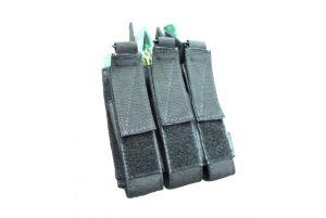 TMC Triple Poche Chargeurs pour SMG7 (BK)